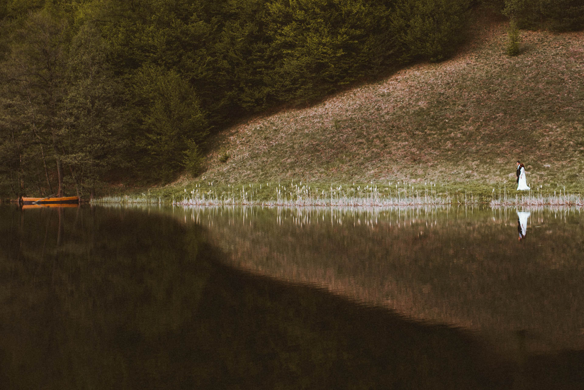Sesja ślubna – Podlasie i Mazury