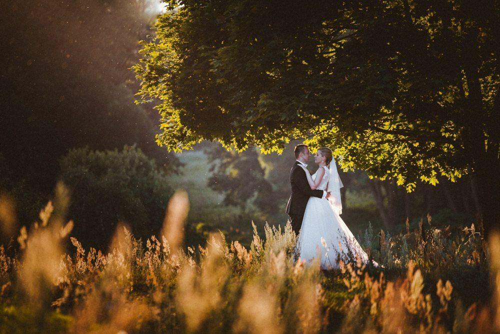 fotograf ślubny - sesje plenerowe