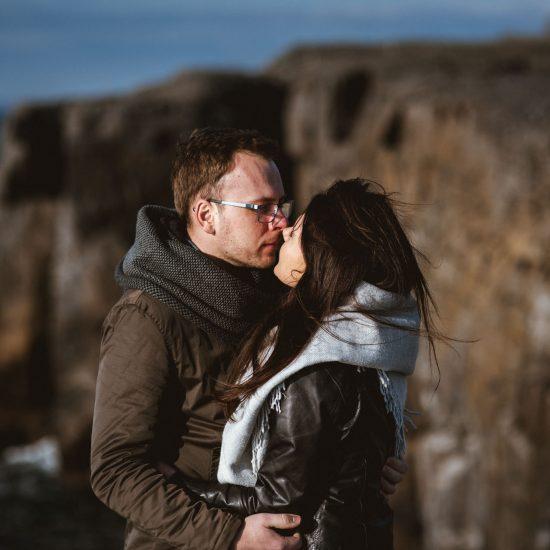fotograf ślubny - plener w Irlandii