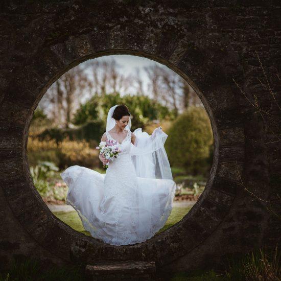 fotograf ślubny sesja w irlandii foto malarz