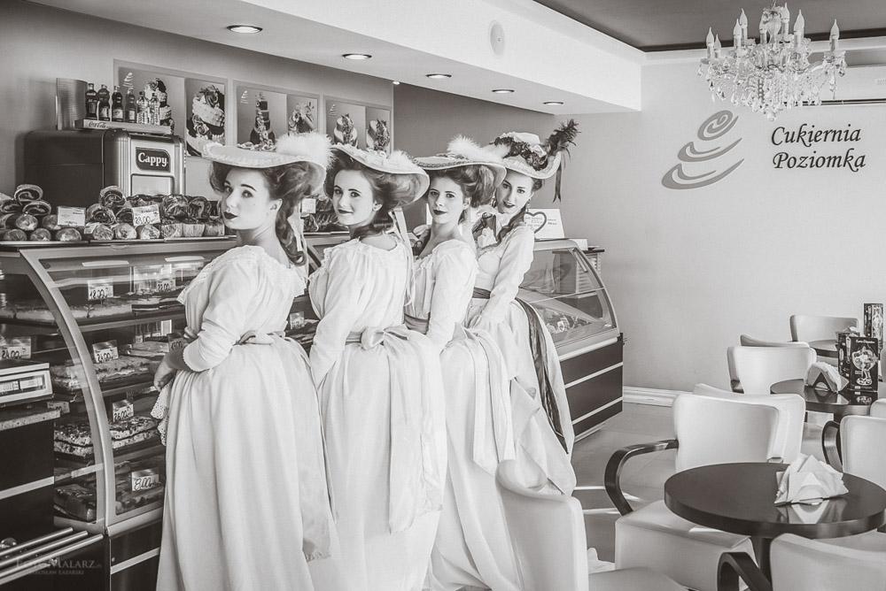 Panny z Folwarku Foto Malarz fotograf ślubny 001