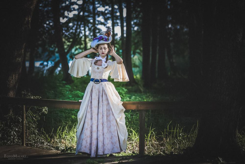 Panny z Folwarku Foto Malarz fotograf ślubny 006