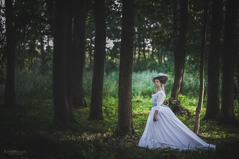 Panny z Folwarku Foto Malarz fotograf ślubny 009