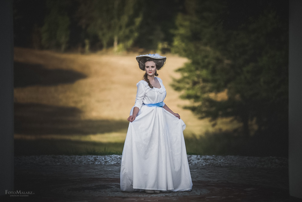 Panny z Folwarku Foto Malarz fotograf ślubny 017