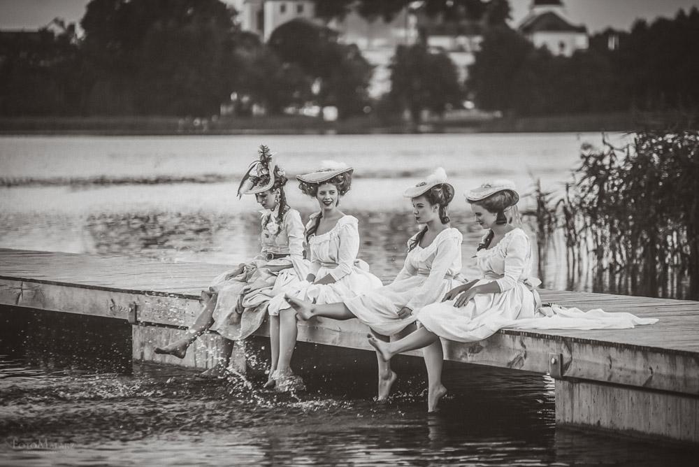 Panny z Folwarku Foto Malarz fotograf ślubny 026