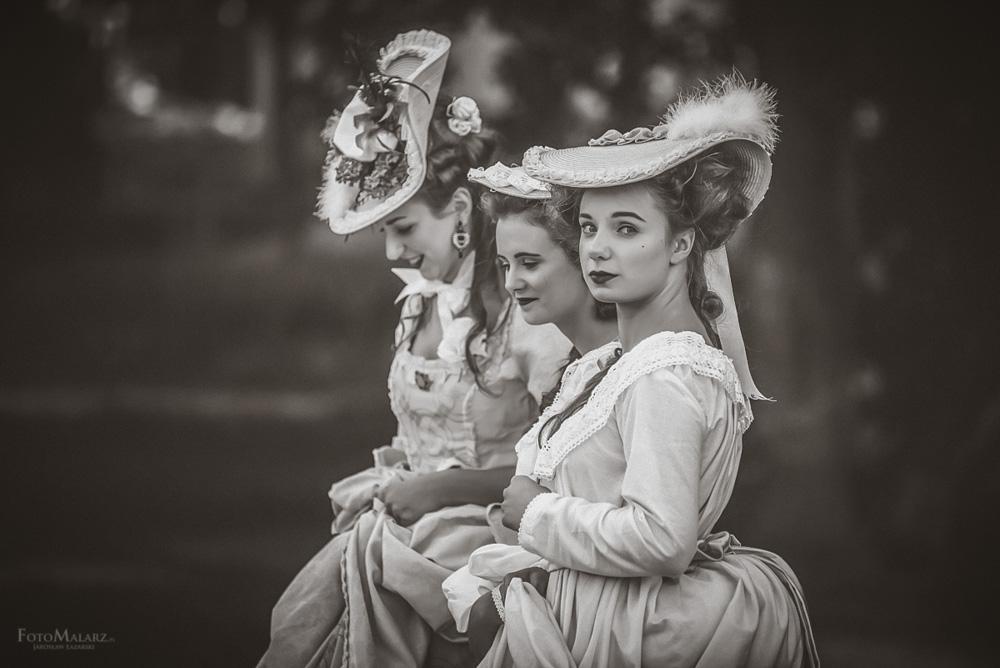 Panny z Folwarku Foto Malarz fotograf ślubny 029