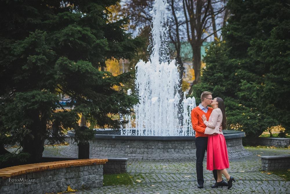 Sesja narzeczenska w barwach jesieni Foto Malarz 28