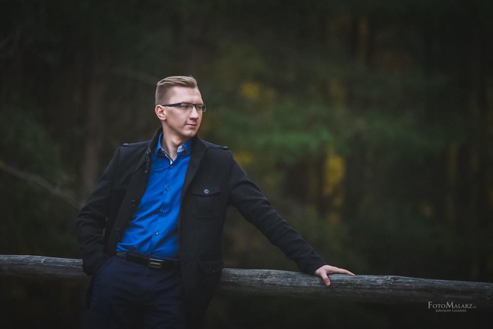 Sesja narzeczenska w barwach jesieni Foto Malarz 49