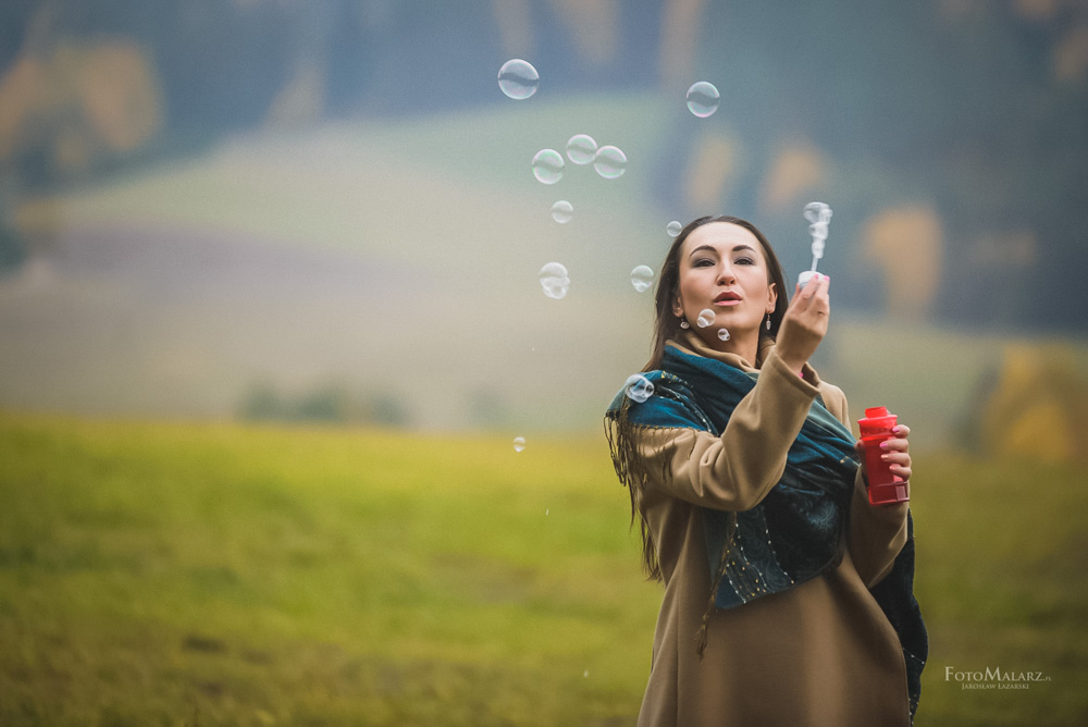 Sesja narzeczenska w barwach jesieni Foto Malarz 52