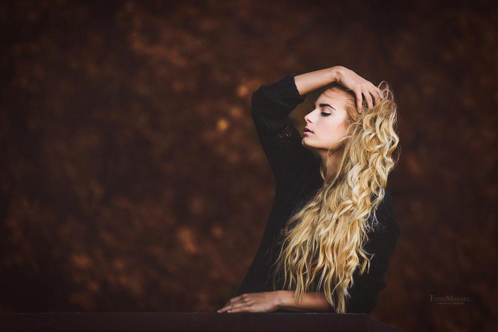 portret foto malarz