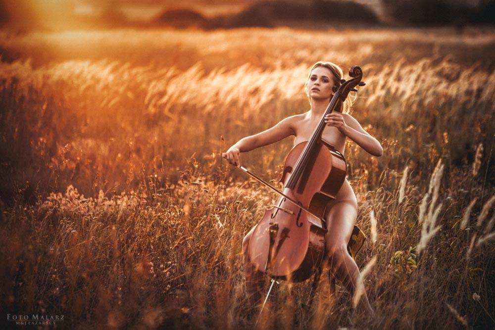 akt nagość sensual foto malarz