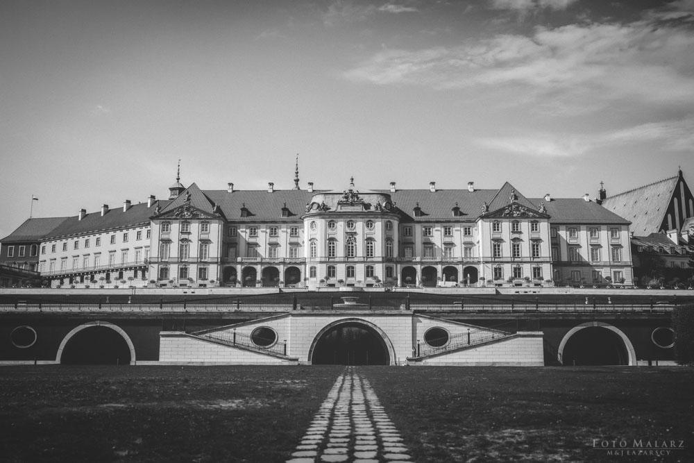 Zamek Krolewski w Warszawie Foto Malarz 001