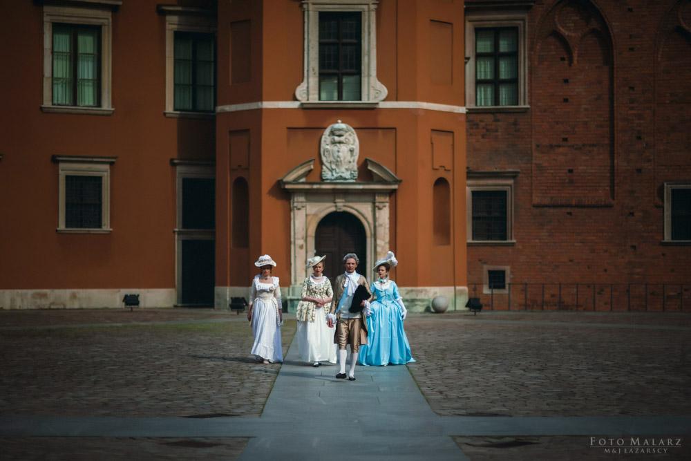Zamek Krolewski w Warszawie Foto Malarz 048