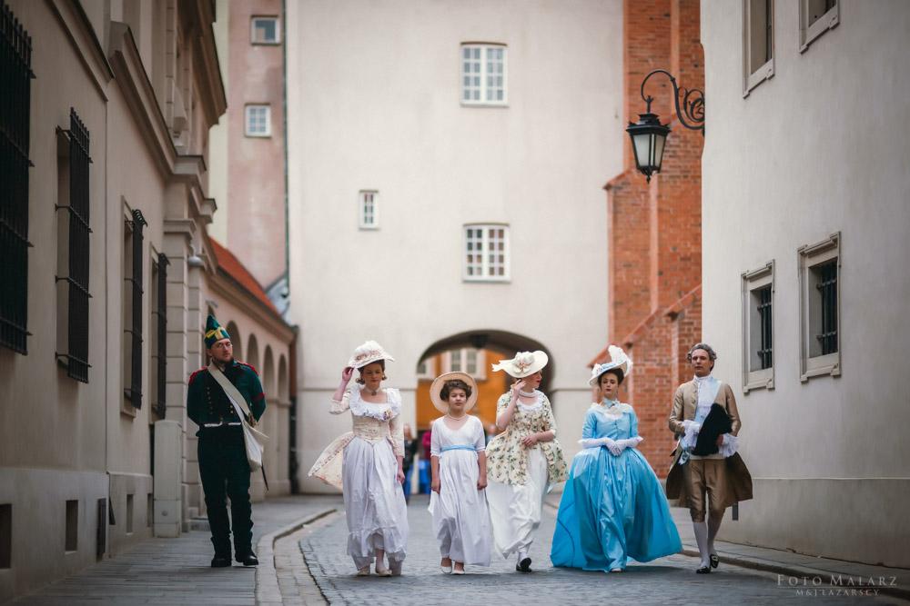 Zamek Krolewski w Warszawie Foto Malarz 069