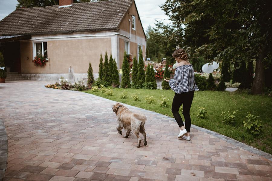 Pałac Biebrzański - Justyna i Karol