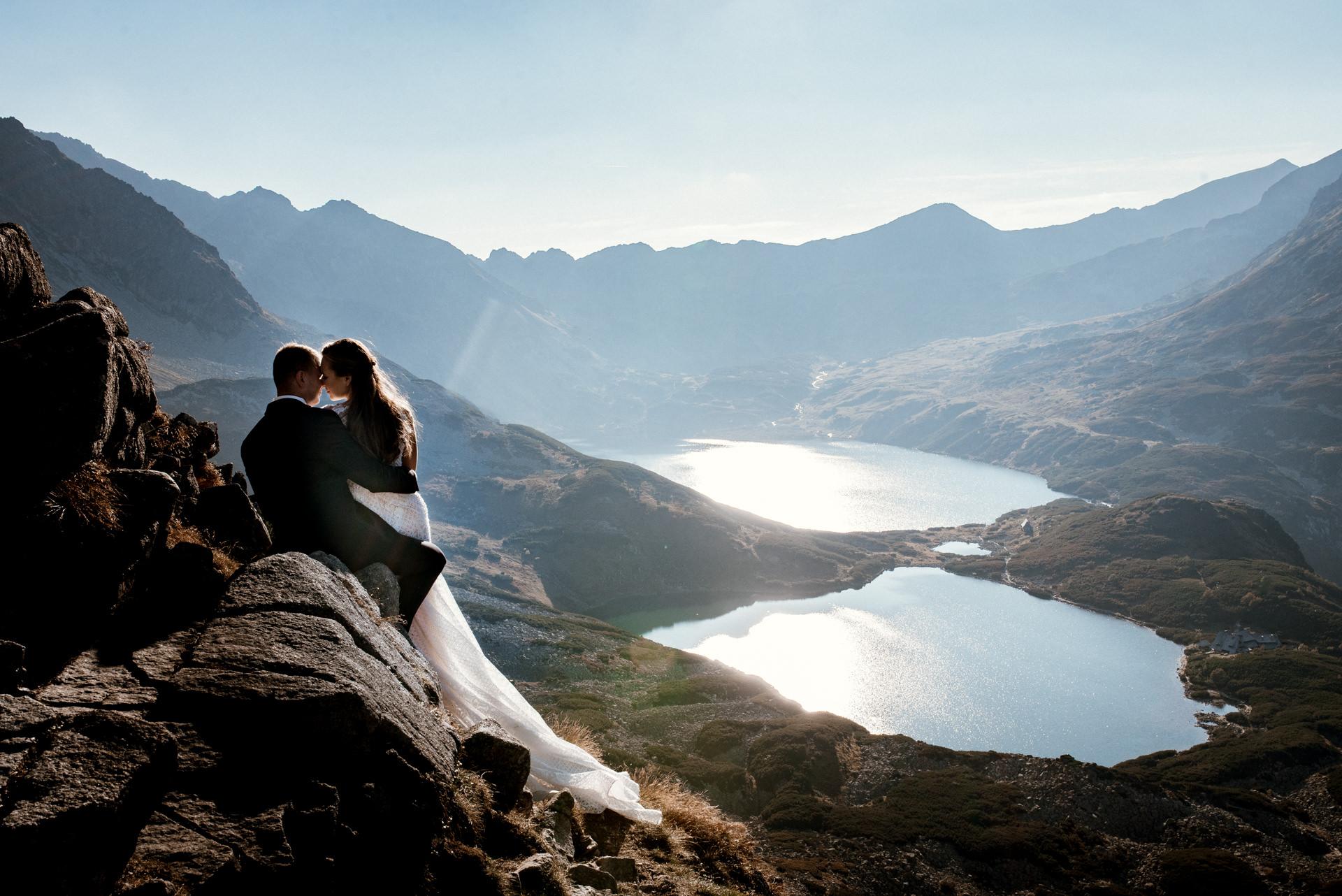 Fotograf ślubny - Inspiruje nas miłość