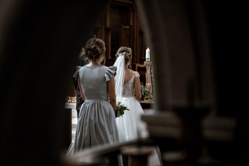 Majątek Howieny - ślub Dominiki i Dawida